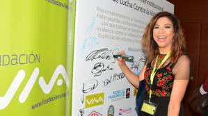 Claudia Cárdenas Directora Fundación VIVA