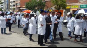 """Médicos califican de """"acto de justicia"""" fallo del TCP y piden al Defensor no ser beligerante"""