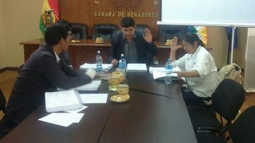 Oposición espera que pleno del Senado haga enmiendas al Código Penal