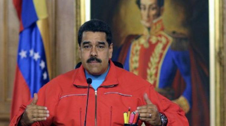 """Maduro ordena """"mano dura"""" contra protestas por hambre en Venezuela"""