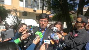 Magistrado del TCP dice que no se excusará de ver el caso Incahuasi