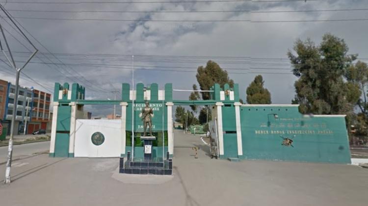 Cuartel Ingavi