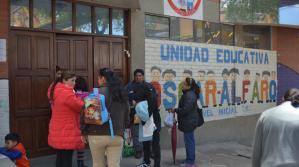 La preinscripción escolar durará un mes y piden a padres no hacer filas