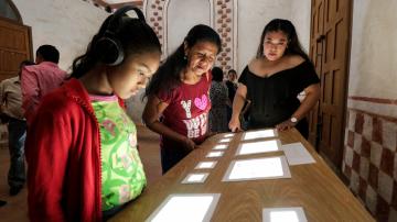 ARTErias Urbanas: Chiquitania Viva toma la terminal Bimodal en Santa Cruz
