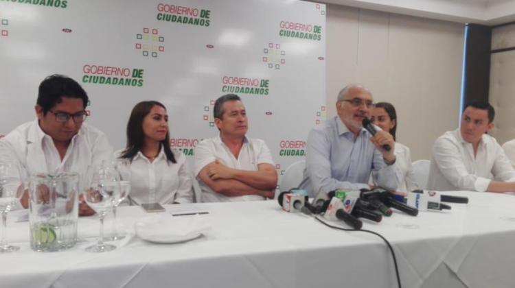 El MAS dice que impulsó la candidatura de Mesa y le atribuye haber sepultado el 21F