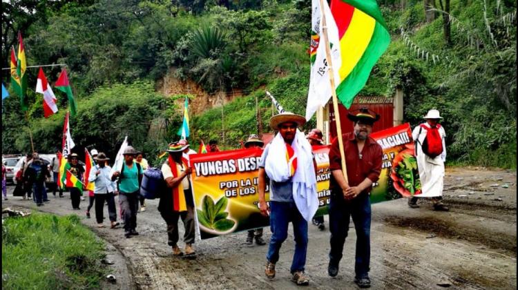marcha chulumani