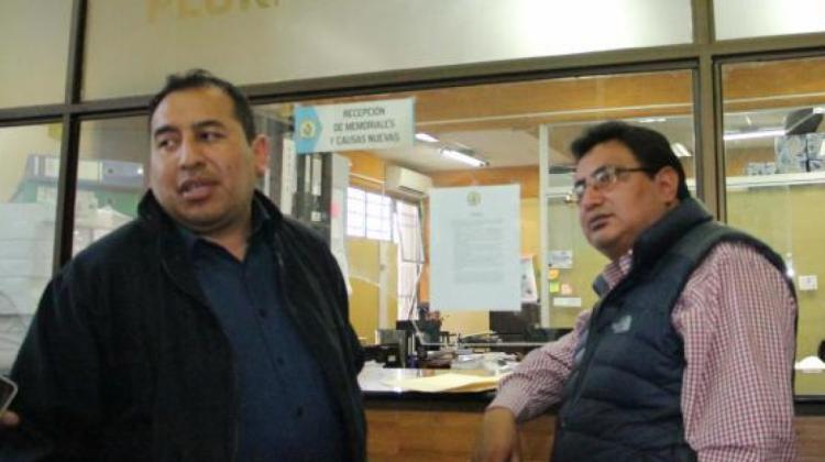 Barral a Santamaría y Quispe: No tenemos que olvidar gracias a quién estamos en la Asamblea