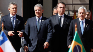 Siete países suramericanos se comprometen a construir Prosur, Bolivia no es parte