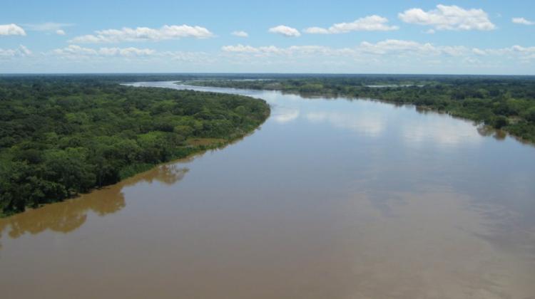 río de beni