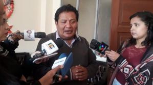 Choferes piden anular la Acción Popular que les prohíbe hacer bloqueos