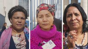 Desde el Sínodo de la Amazonía saludan a las mujeres de Bolivia
