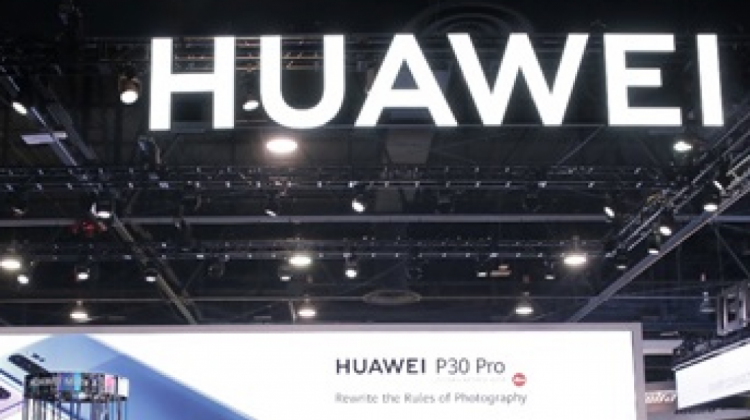 CES 2020 Huawei