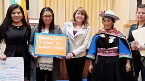 Bolivia cuenta con una Ley que prohíbe fumar tabaco en espacios naturales