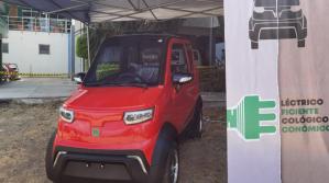 "Quantum, el auto eléctrico ""made in Bolivia"" festeja su segundo aniversario"